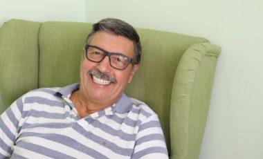 Testemunho Sr.Manuel Rocha